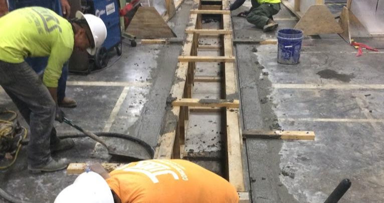 Cable Tray Retrofit for Local Factory